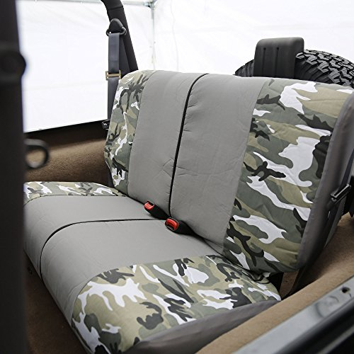 FH FH FB108010S2 Camouflage Covers Wrangler