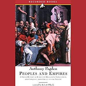People and Empires Audiobook