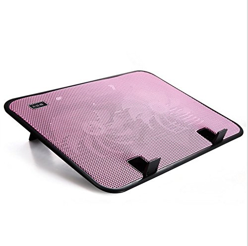 iwish USB Super Ultra Thin 2 Fans Cooling Cooler Pad for 13
