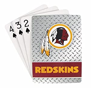 Pro Specialties Group NFL Washington Redskins Playing Cards