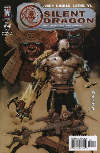 Silent Dragon (2005) #4