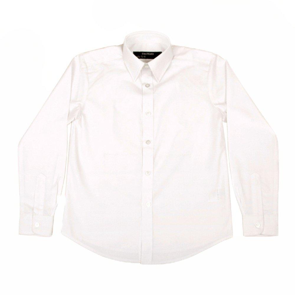 Unikids - Camisa Blanca Uniforme Escolar, Talla 2-3 años: Amazon.es: Ropa y accesorios
