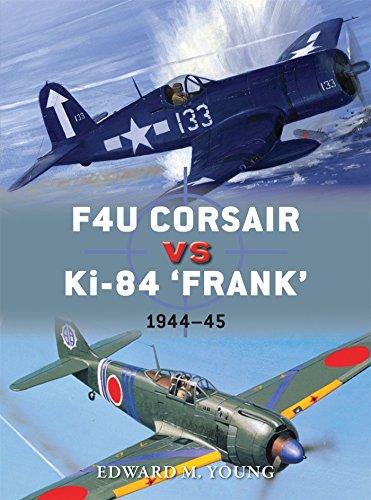 (F4U Corsair vs Ki-84