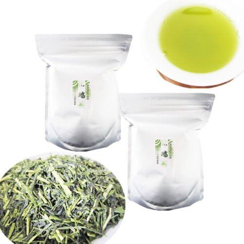 【くき茶 瑞 1kg(500g×2袋)】 【福岡県産八女茶100%使用】【九州福岡県産八女くき茶】