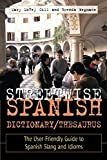 img - for Streetwise Spanish Dictionary/Thesaurus book / textbook / text book