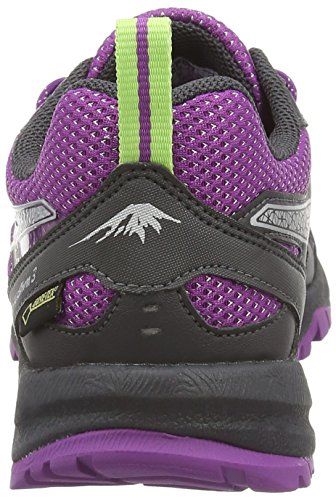 Grey Asics G Dark Women's Gel 3693 Low Grape Purple 3 Shoes Hiking Rise Fujistorm Tx Silver 644Hrn