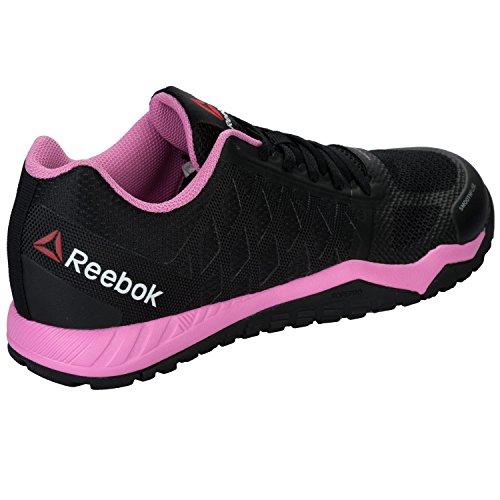 Reebok - Zapatillas de Tela para mujer negro negro