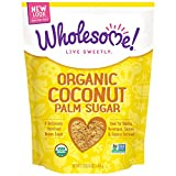 Wholesome Sweeteners, Inc., Organic Coconut Palm Sugar, 16 oz - 2 Pack