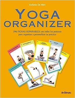 Yoga Organizer: Amazon.es: Stefania De Mitri, Ana Belén ...