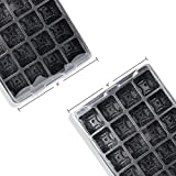 10 Pack -240 Cells -24 Grow Trays with Humidity