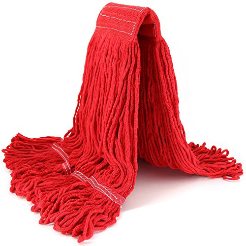 Commercial Universal Mop Head 16 ounce Colors