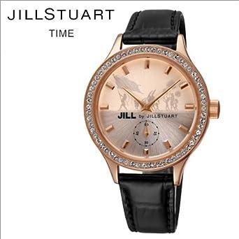 480ebacbdc Amazon   [ジルスチュアート]JILL by JILLSTUART 腕時計 Big Leather ビッグレザー SILDT001  ピンクゴールド レディース   並行輸入品・逆輸入品・中古品( ...