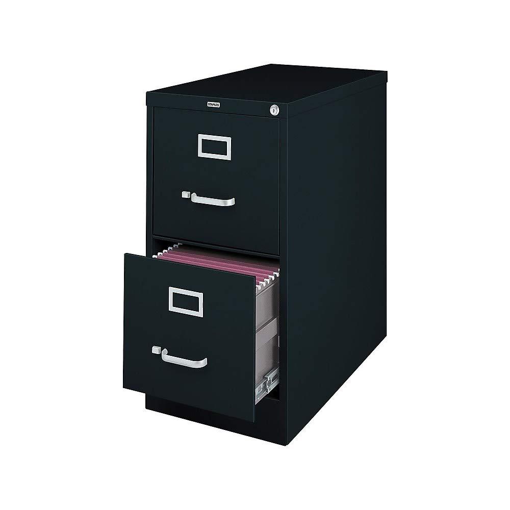 2-Drawer Vertical File Cabinet