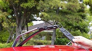 Locking Surfboard Roof Rack Water Sport Car Top Mount INNO Racks