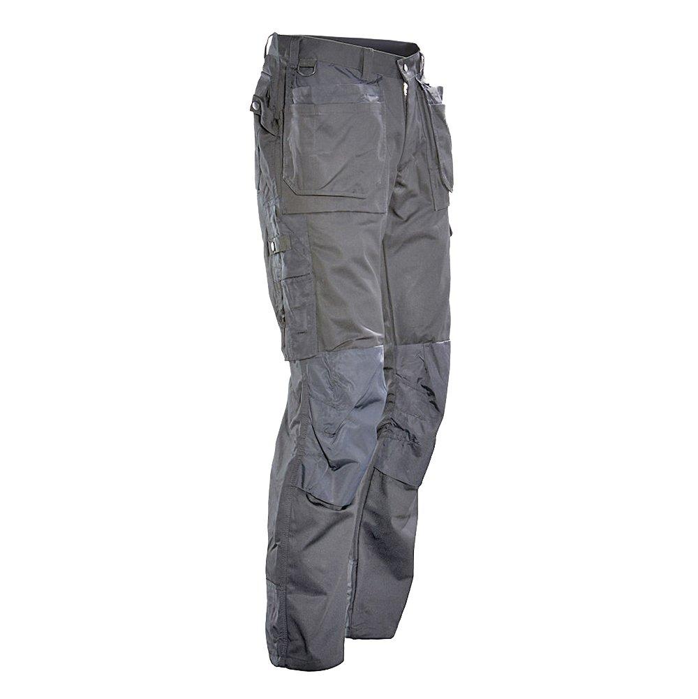 JOBMAN Workwear PANTS メンズ グレー 34W x 34L 34W x 34Lグレー B00C8BLGE8