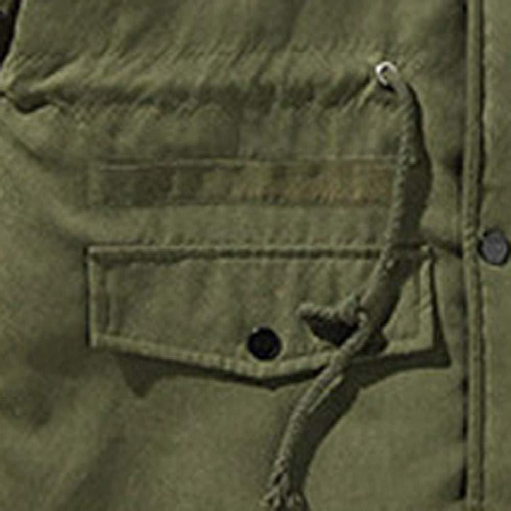 Amphia Mantel Winterjacke Baumwollmantel Mäntel - Mens Mens Mens Winter Lange Ärmel Kapuzen-Tasche Dickicht Pullover Shirt Top Jacket Mantel B07JBBHPVF Kindertaschen Empfohlen heute 2c4172