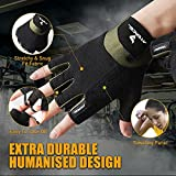 Atercel Workout Gloves for Men and Women, Exercise