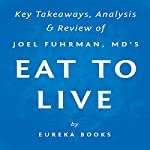 Eat to Live: The Amazing Nutrient-Rich Program for Fast and Sustained Weight Loss, by Joel Fuhrman, MD | Key Takeaways, Analysis & Review | Eureka Books