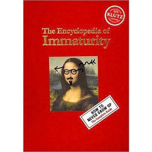 Download The Encyclopedia of Immaturity pdf epub