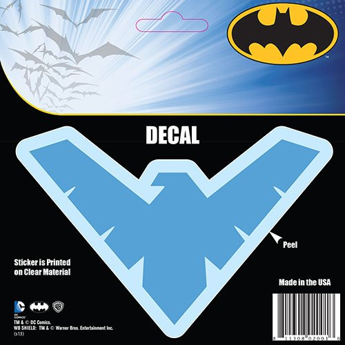 DC+Comics Products : DC Comics ST NW LOGO001 Nightwing Logo Decal