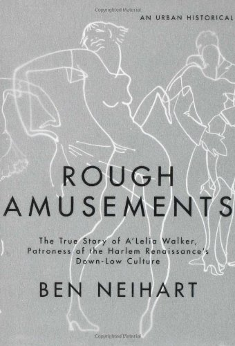 Rough Amusements: The True Story of A'Lelia Walker, Patroness of the Harlem Renaissance's Down-Low Culture ebook