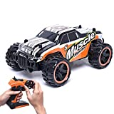 Gotd 2.4G High Speed Monster Truck Remote Control Car 83599, Orange