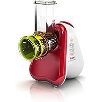 Tefal MB7535 Fresh Express Fight Doğrayıcı/Rende, Kırmızı