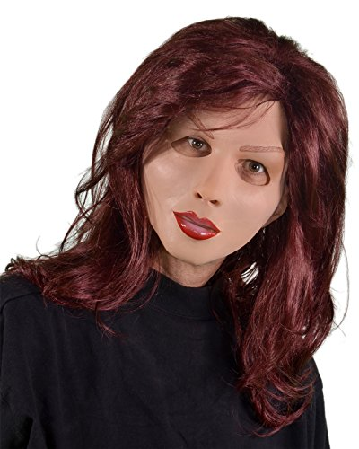 Zagone Soft and Sexy Mask, Female Doll Mannequin, Realistic -