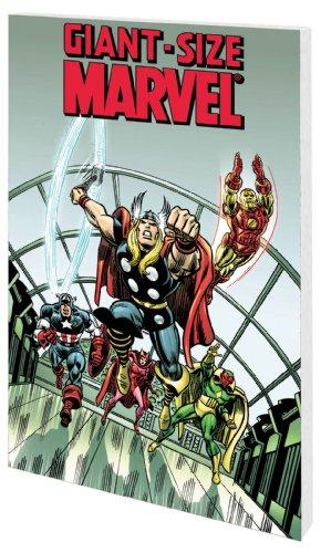 Giant-Size Marvel TPB