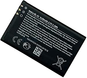 Nokia Bl-5j Rechargeable Battery For Nokia Lumia 530