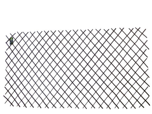 (Master Garden Products Willow Expandable Trellis Fence, 72 by 48-Inch)