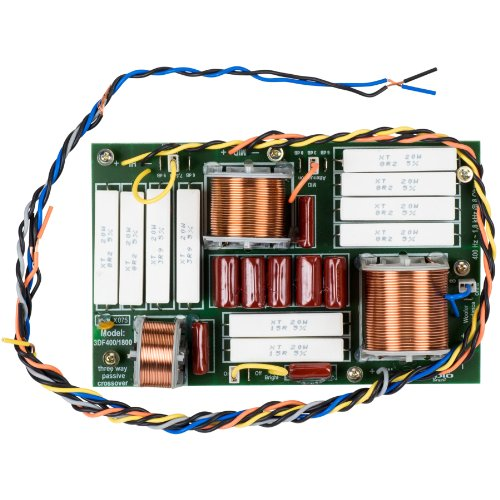 PRV Audio 3DF400/1800 Three-Way Crossover Board 400/1,800 Hz with Selectable Attenuation by PRV Audio