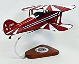 Mastercraft Collection Curtis Pitts Aviat Special Light Aerobatic Biplane Model Scale:1/15