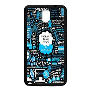 fault in our stars Phone Case for Samsung Galaxy Note3 Case