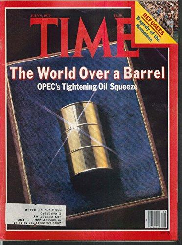 TIME OPEC Homeless Refugees Affirmative Action Kodak 7/9 1979