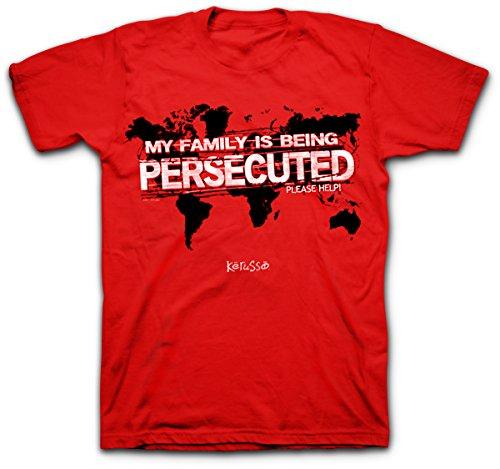 Persecuted Church T-Shirt -LG