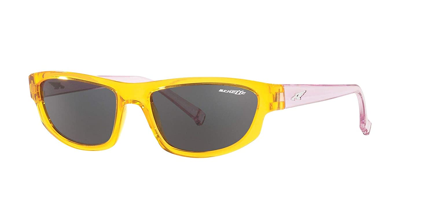 56MM Unisex Rectangular Sunglasses Arnette Lost Boy Post Malone Exclusive Collection