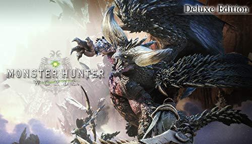 Monster Hunter: World - Deluxe Edition [Online Game Code]