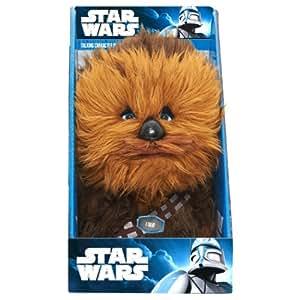 """Star Wars 9"""" figura Chewbacca parlante de peluche suave muñeco"""