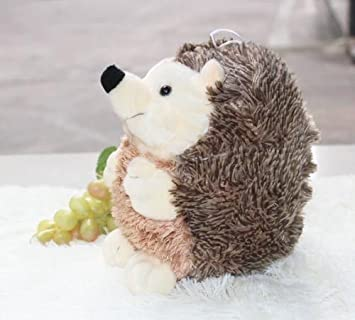 Amazon Com Cb016 Super Cute Hedgehog Plush Toy High Quality Stuffed