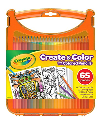 Crayola Create Colored Pencils Travel product image