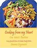 Cooking from My Heart, Swarna Sugunasiri, 1438917465