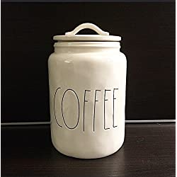 Rae Dunn Coffee Canister By Magenta
