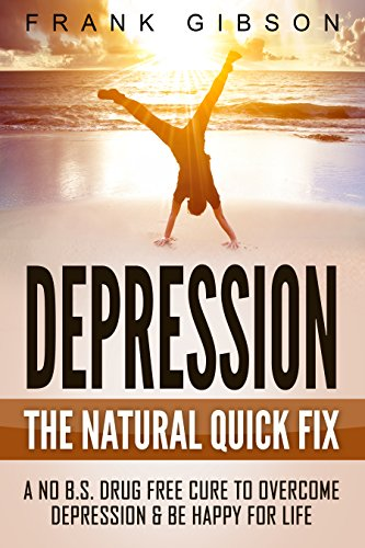 Depression Natural Quick Today Hypnosis ebook product image