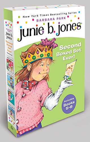 Junie B. Jones Second Boxed Set Ever!: 5-8