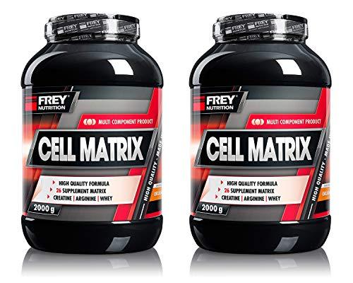 Frey Nutrition Cell Matrix 2 x 2000g Dose 2er Pack