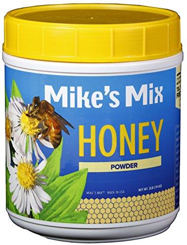 Mike's Mix Honey Powder, 2lb. Natural, Dehydrated - Honey Habanero Mustard