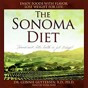 The Sonoma Diet Audiobook