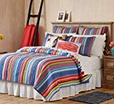 The Pioneer Woman Quilt Bedding Bedspread Barn Dance King Quilt 104 x 92''