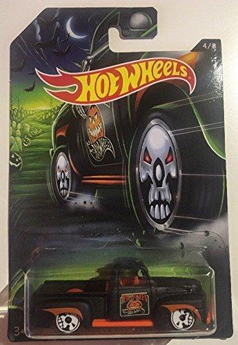 Hot Wheels 2017 Happy Halloween '49 Ford F1 Rare Truck 4/8 (Le Halloween 2017)